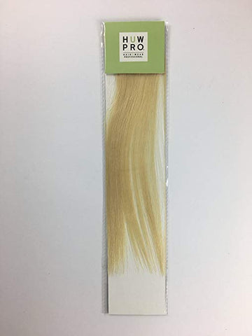 HUW Pro Clip-in Hair Extensions Clearly Blonde 27 12 inch or 18 inch