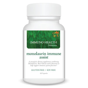 IMMUNO HEALTH Solutions monolaurin immune assist