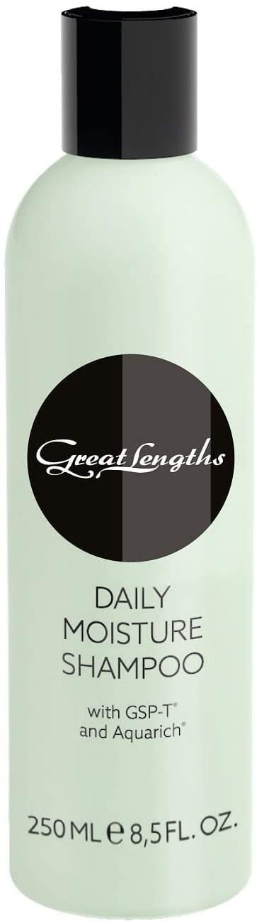 GREAT LENGTHS DAILY MOISTURE SHAMPOO 8.5 OZ