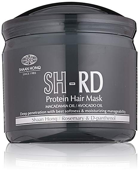 SH-RD Protein Hair Mask Cream MACADAMIA OIL AVOCADO OIL ARGAN OIL 13.53 Oz (400ml e)