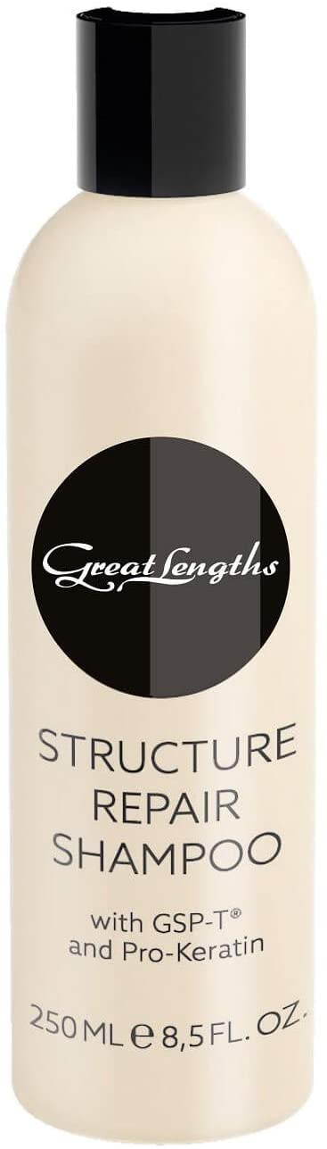GREAT LENGTHS STRUCTURE REPAIR SHAMPOO 8.5 OZ