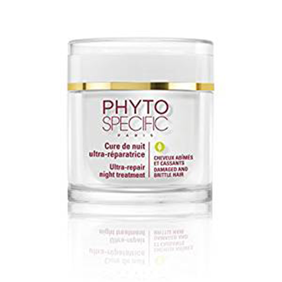 PHYTO SPECIFIC ULTRA-REPAIR NIGHT TREATMENT, 2.5 OZ.