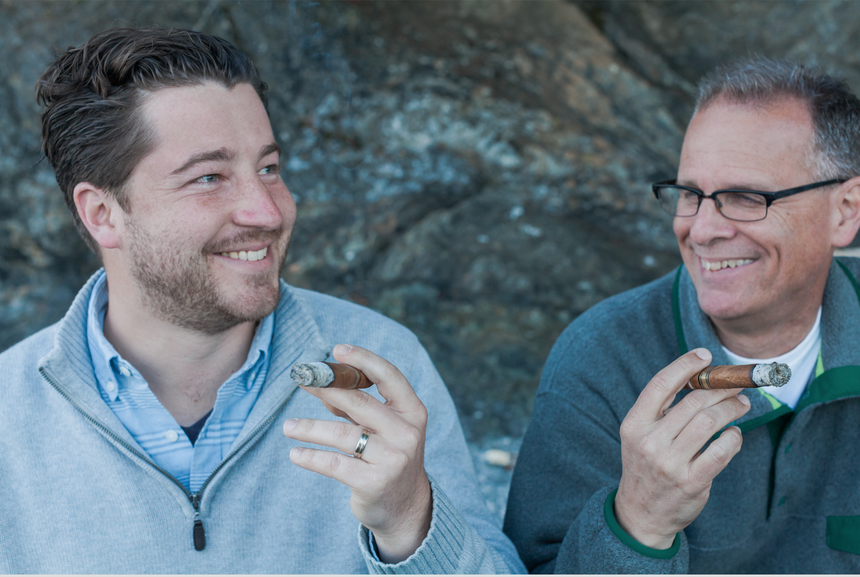 The (Real) Reason Your Dad Wants Cigars this Father's Day