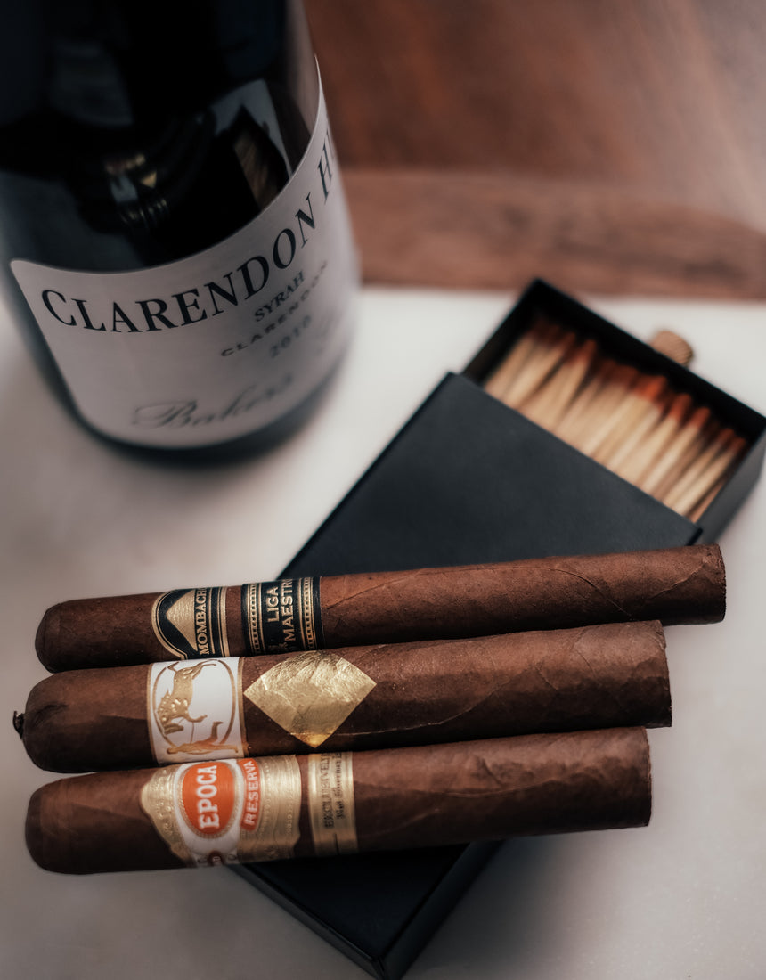 Pairing Wine and Cigars