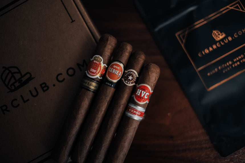 Featured Brand // HVC Cigars