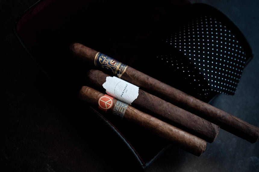 Cigar Club's Black Box (2020) - [Cigar Club] - [cigar subscription]