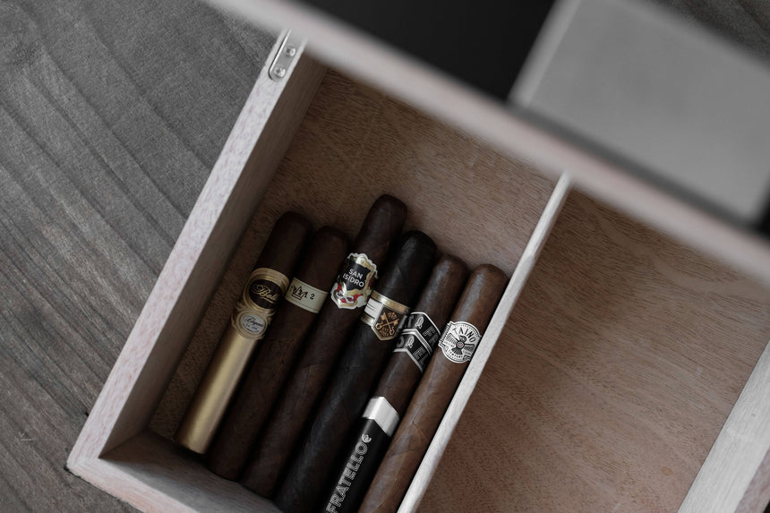 Stealth [50 count Humidor] - [Cigar Club] - [cigar subscription]