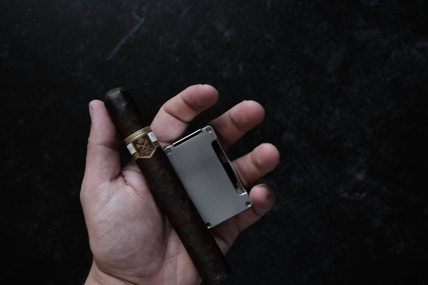 Notch [Single Flame Torch Lighter] - [Cigar Club] - [cigar subscription]