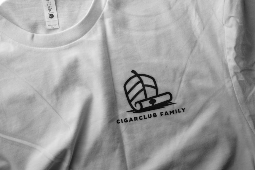 Cigar Club Family Leaf Tee - [Cigar Club] - [cigar subscription]
