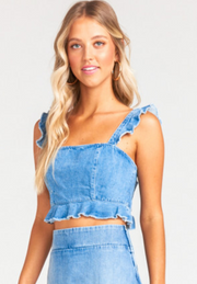 Isla Crop Top