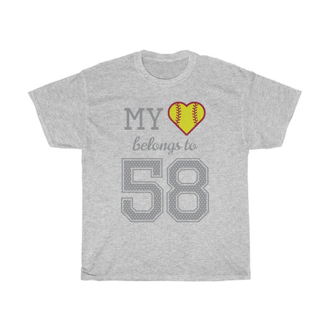 My heart belongs to 58