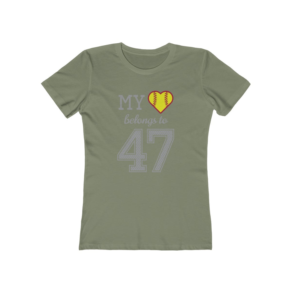 My heart belongs to 47
