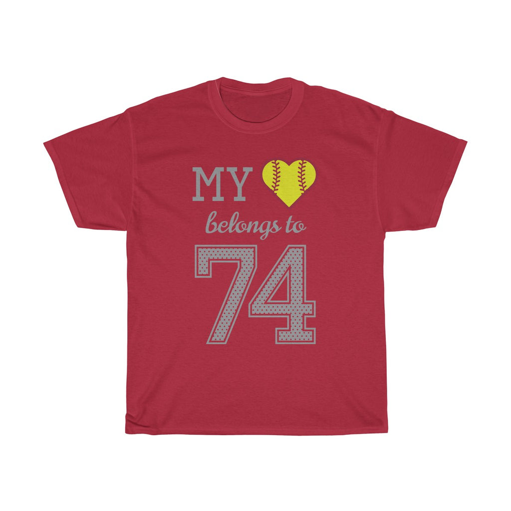 My heart belongs to 74