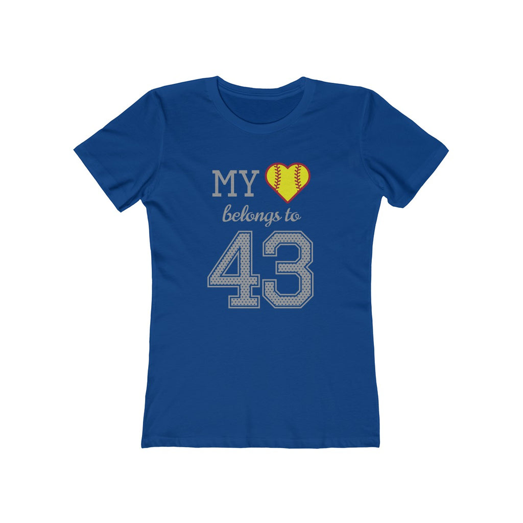 My heart belongs to 43