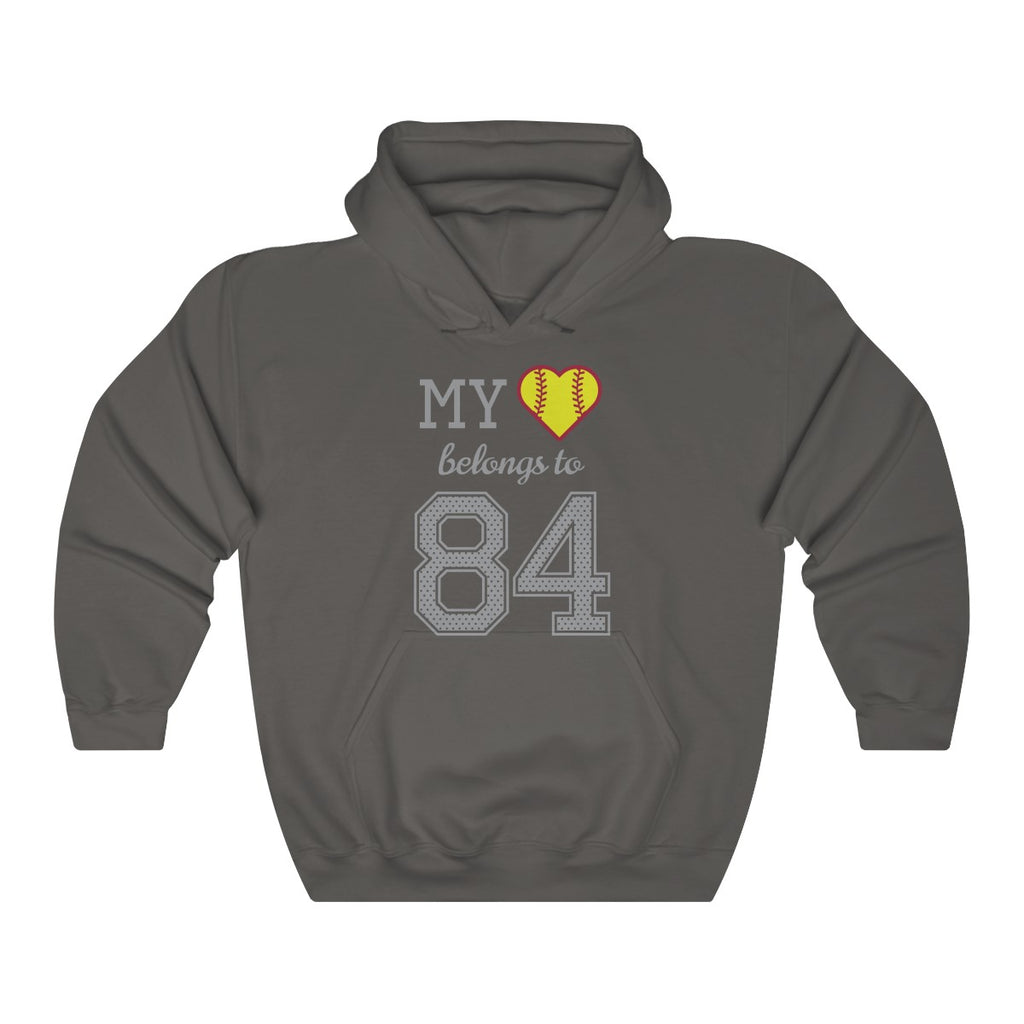 My heart belongs to 84