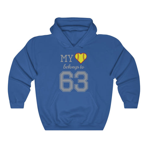 My heart belongs to 63