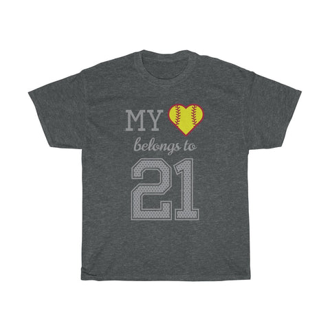 My heart belongs to 21
