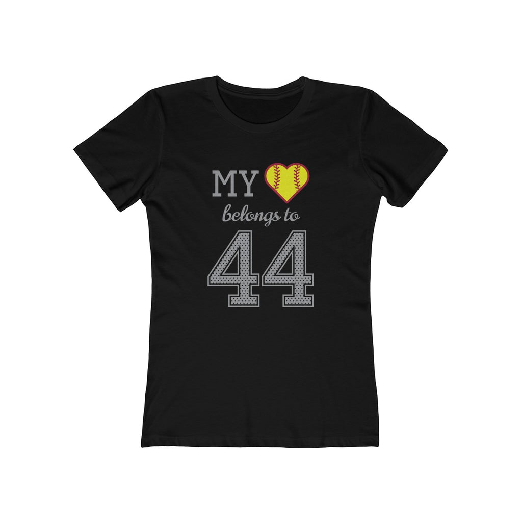 My heart belongs to 44