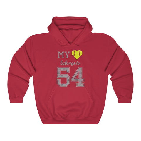 My heart belongs to 54