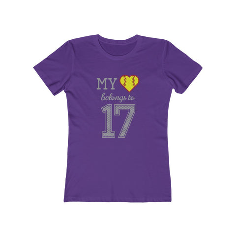 Image of My heart belongs to 17
