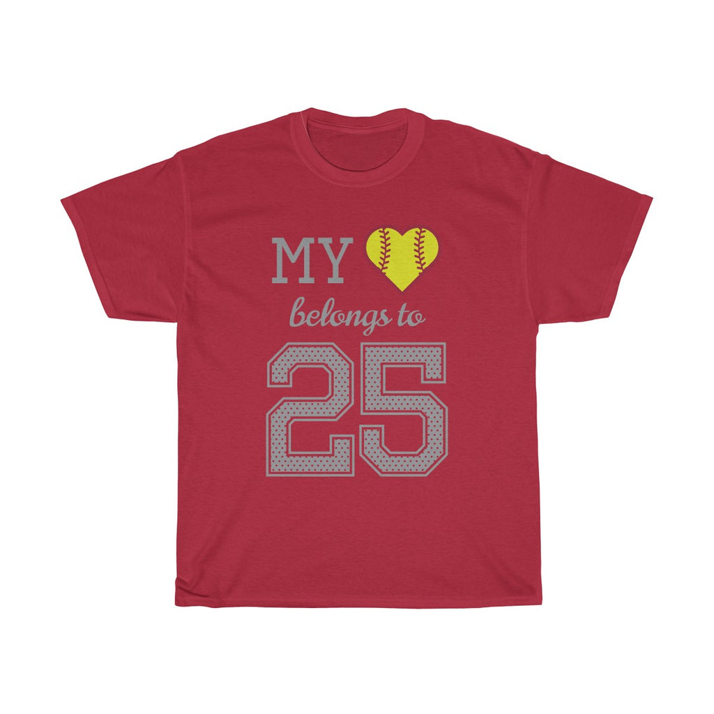 My heart belongs to 25
