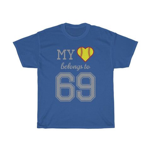 My heart belongs to 69
