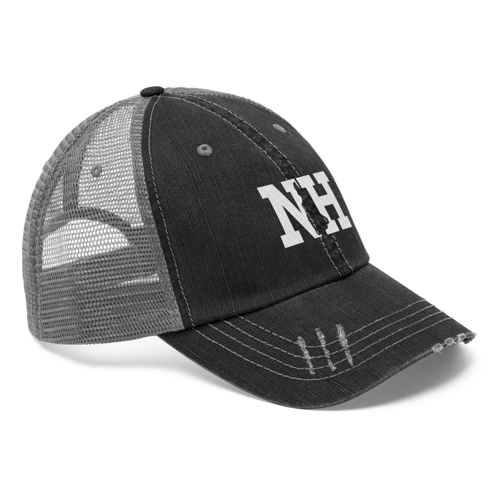 Unisex Trucker Hat - New Hampshire