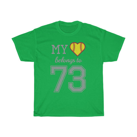 My heart belongs to 73