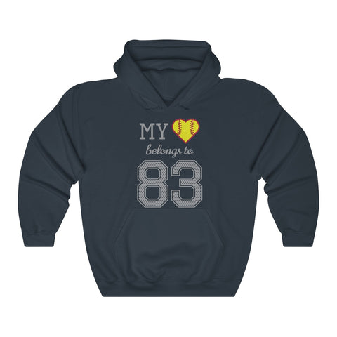Image of My heart belongs to 83