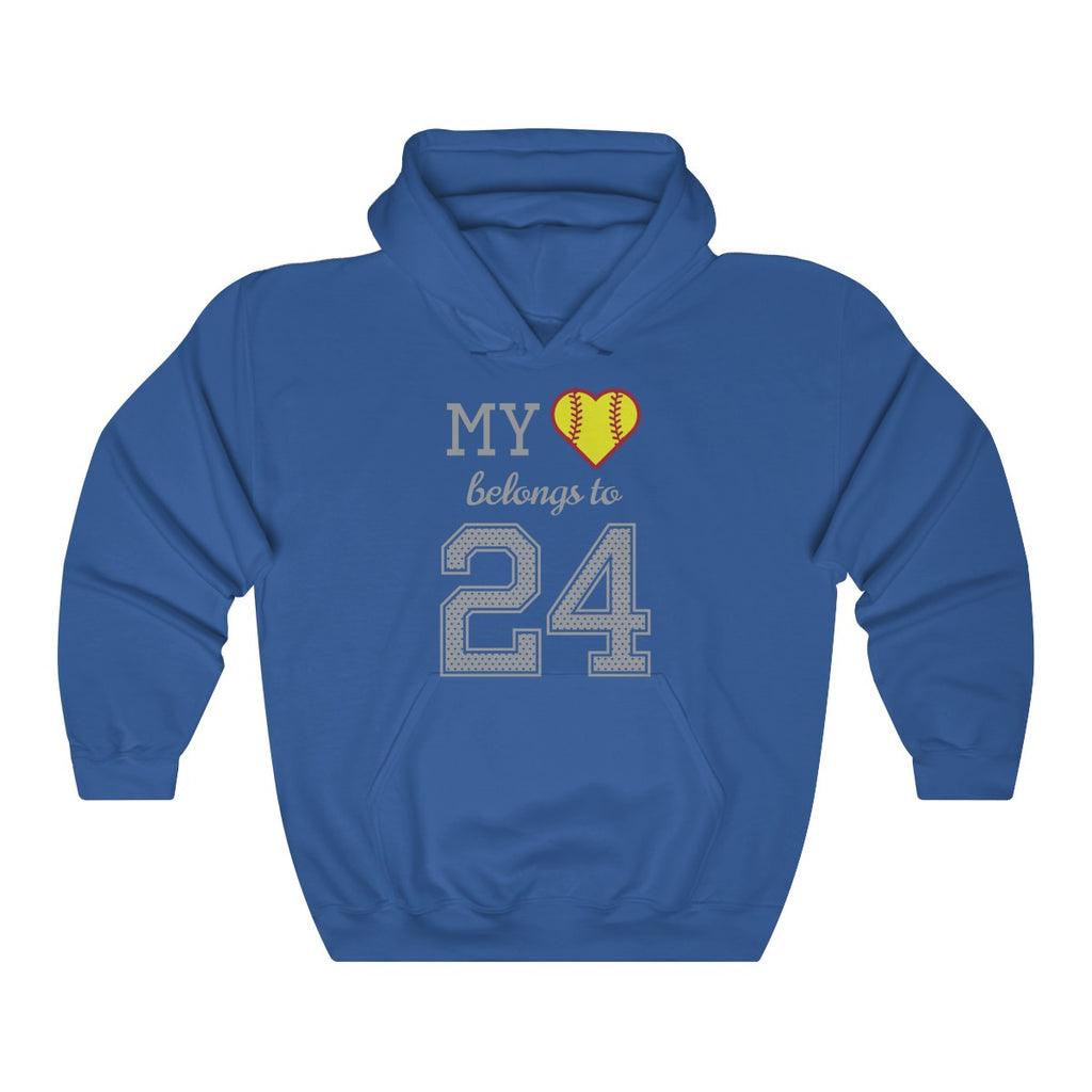 My heart belongs to 24