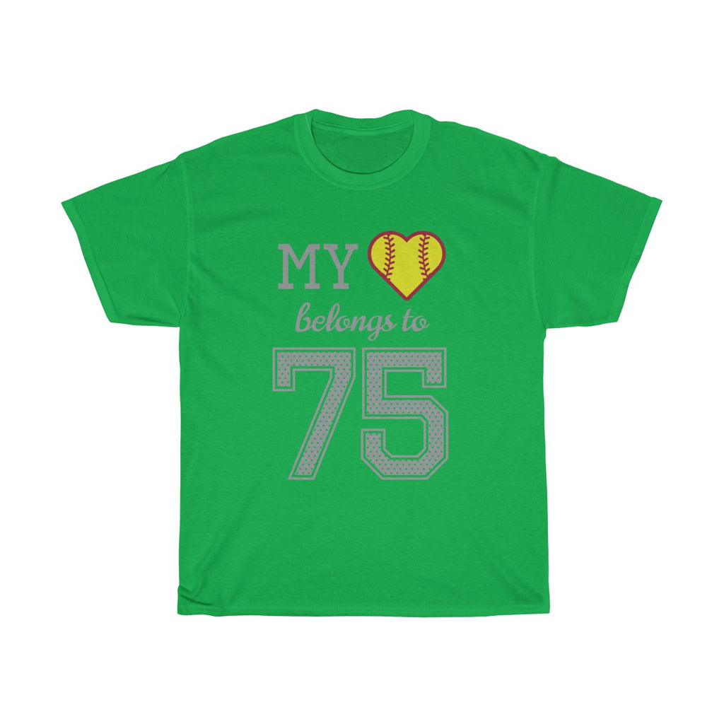 My heart belongs to 75