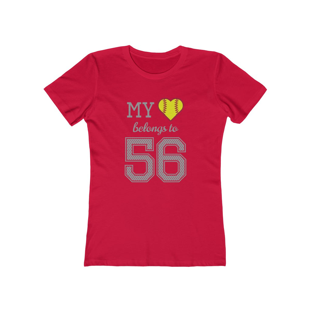 My heart belongs to 56