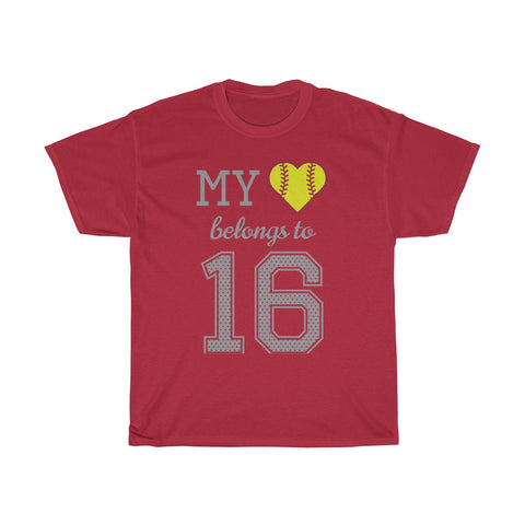 Image of My heart belongs to 16