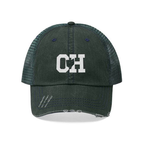Image of Unisex Trucker Hat - Ohio