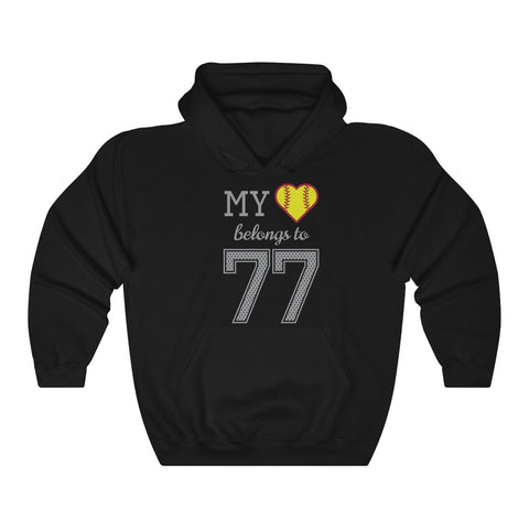 Image of My heart belongs to 77