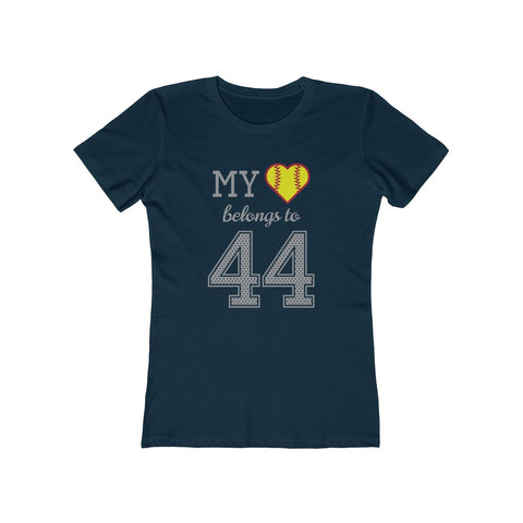 Image of My heart belongs to 44