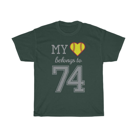 Image of My heart belongs to 74