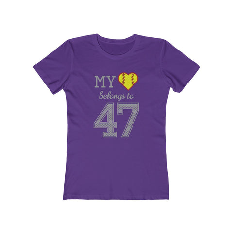 Image of My heart belongs to 47