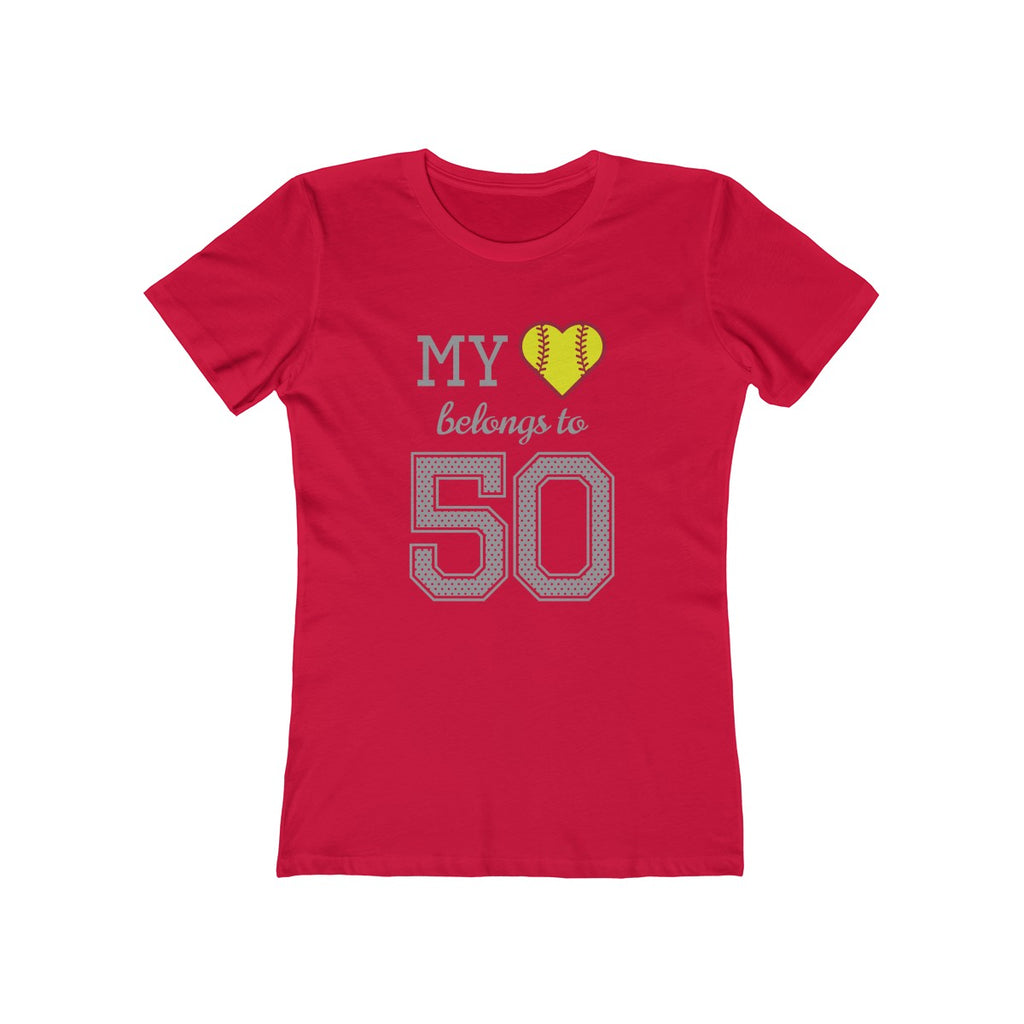 My heart belongs to 50
