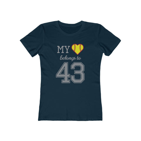 Image of My heart belongs to 43