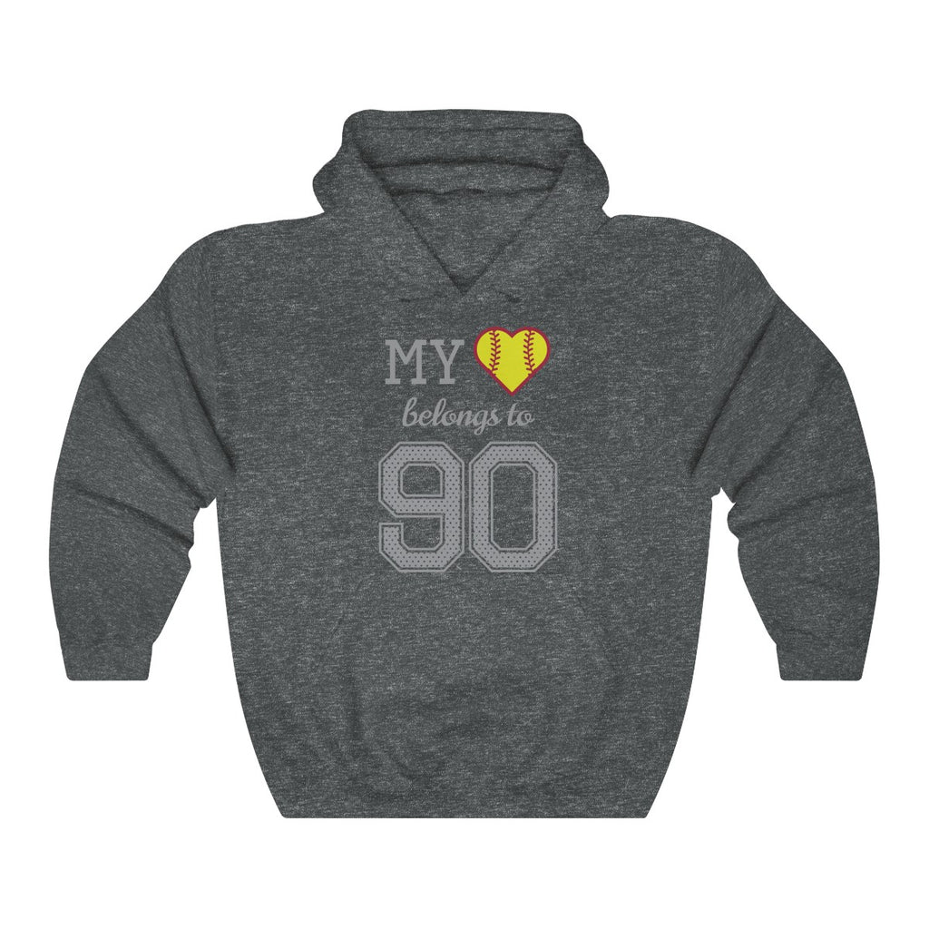 My heart belongs to 90