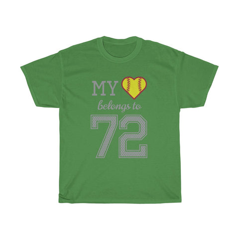 My heart belongs to 72