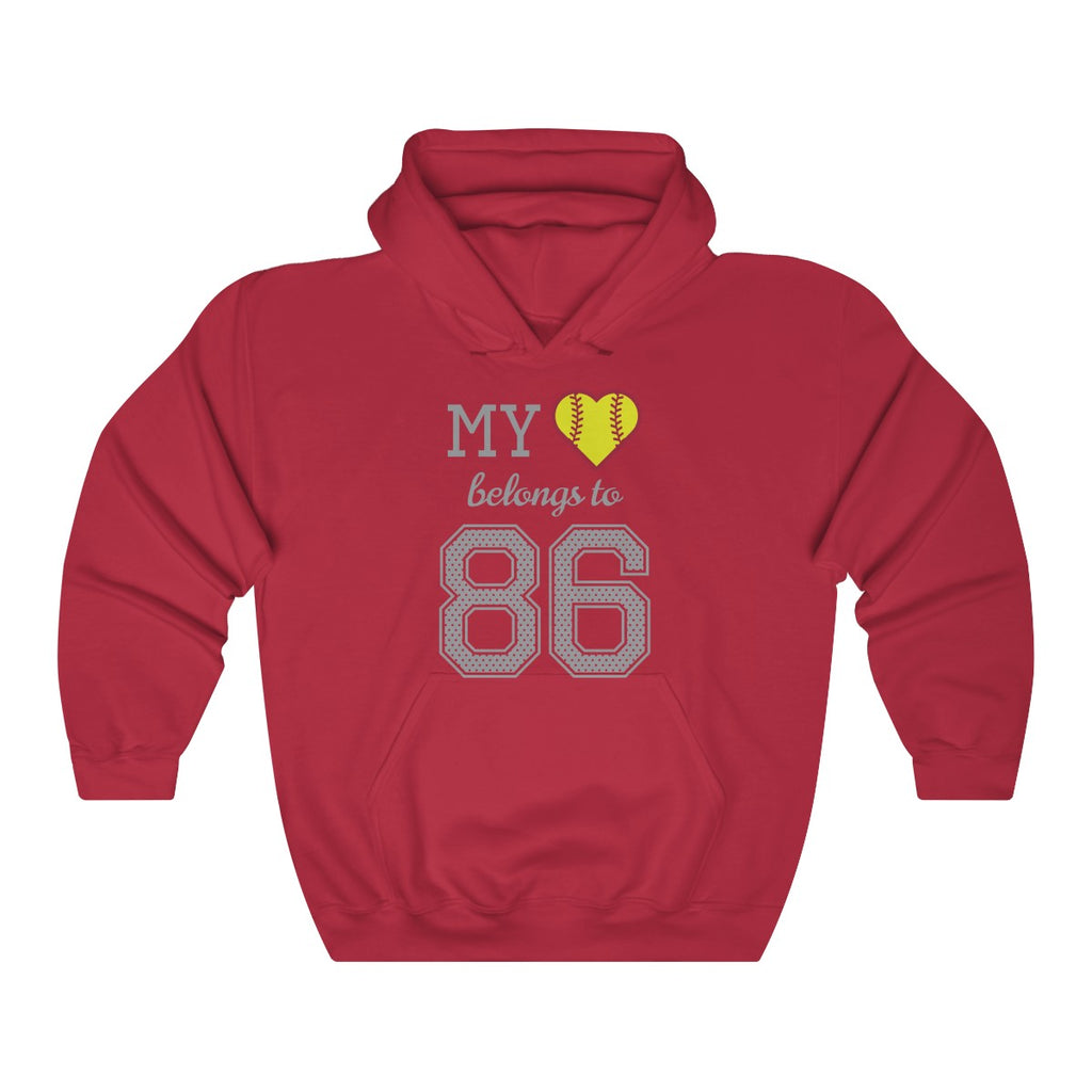 My heart belongs to 86