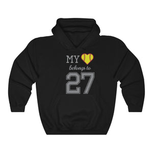 My heart belongs to 27