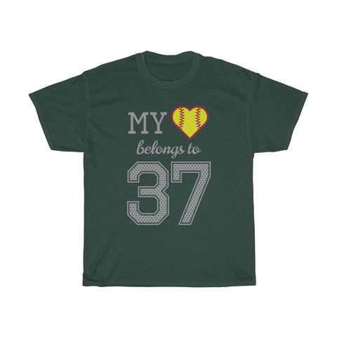 My heart belongs to 37