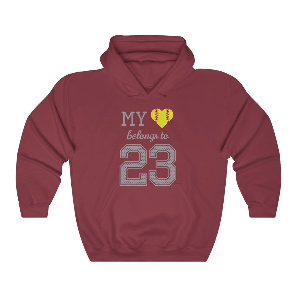 My heart belongs to 23