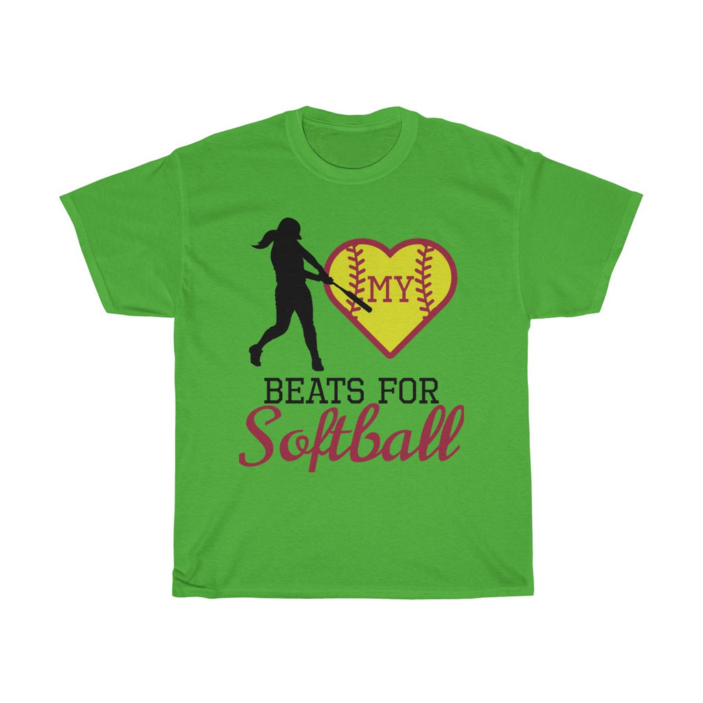 My heart beats for softball (hitter)