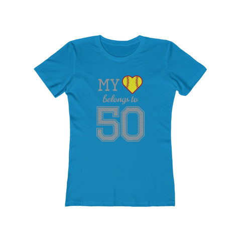 Image of My heart belongs to 50