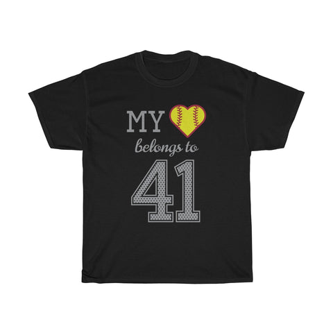 My heart belongs to 41