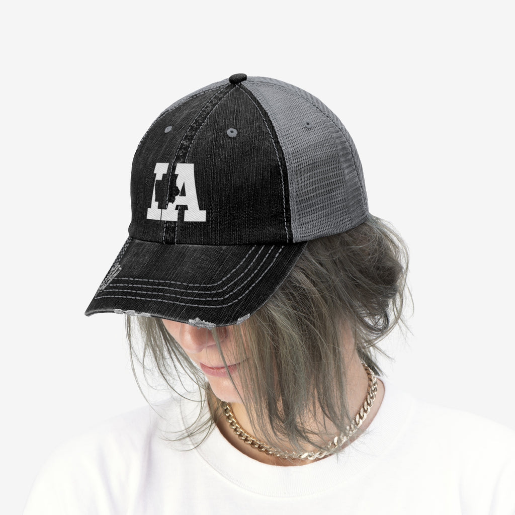 Unisex Trucker Hat - Iowa